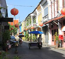 Rush Hour in Phuket Town by sailgirl