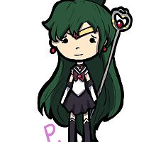 Sailor Pluto Chibi by Nothisispatrick