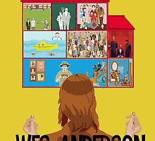 Wes Anderson: The Filmography by JMCHoult