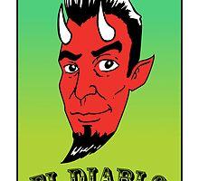 El Diablo by DelinkuentArt