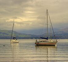 Windermere Yachts by Jamie  Green