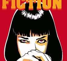 Pulp Fiction by JMCHoult