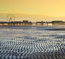 Central Pier, Blackpool by FyldePhotos