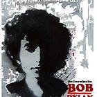 bob dylan by MRK1
