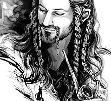 Fili smoking by evankart