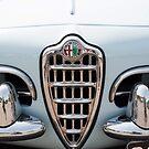 Alfa Romeo Giulia Spider Grille by Flo Smith