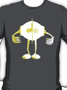 Boon Yellow Robot T-Shirt