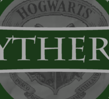 Slytherin Sticker
