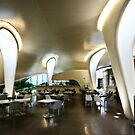 Serpentine Gallery's Cool Cafe by MarcW