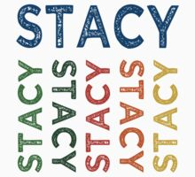 Stacy Cute Colorful by Wordy Type