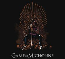 Game OF Michonne by studown