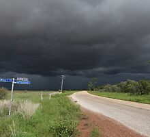 Dark Cloud - Derby WA by Mark Ingram