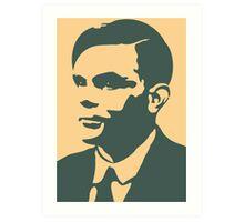 Che Turing Art Print