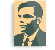 Che Turing Metal Print