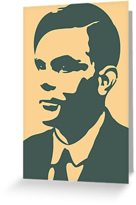 Che Turing by Robert A. Paauwe