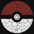 Cracked Poké Ball by ChronoStar