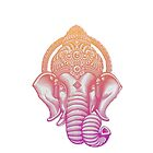 Ganesh Elephant by MZawesomechic