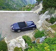 Private Parking In Eze by Fara