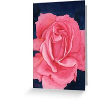 Rose Two Greeting Card