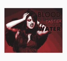 Blood is Tastier than Water by ChristineRage