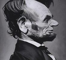 Abraham Lincoln by SriPriyatham