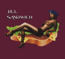 Jill Sandwich by icemanire