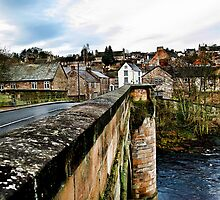 Richmond, North Yorkshire by English Landscape Prints