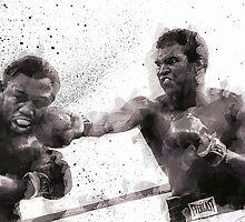 ALI vs FRAZIER by Daniel-Hagerman