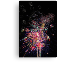 Burswood Chinese New Year Fireworks  Canvas Print