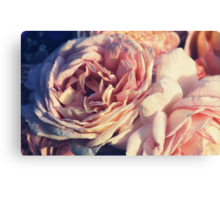 """""""Roses Forever """" Canvas Print"""