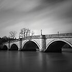 Richmond Bridge by Ursula Rodgers Photography