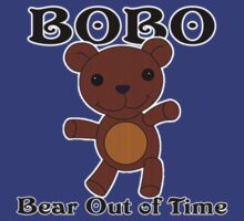 Bobo 'Bear Out of Time' by inesbot