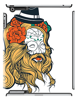 Cool Beard by VisualKontakt Clothing Co.