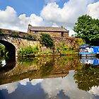 Lancaster Canal by towerphotos