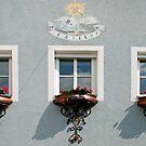 11 o'clock in Gmund - Austria by Arie Koene