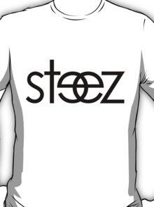 Steez - Black T-Shirt