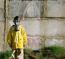 Young Cosmonaut by krolikowskiart