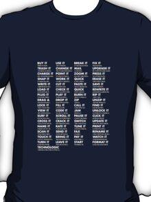 Technologic (Version 1) T-Shirt