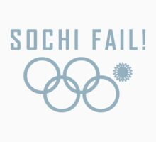 Sochi Fail by Paducah
