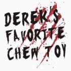 Favorite Chew Toy - Derek - Black by Mouan