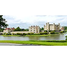 Magnificent Leeds Castle Photographic Print