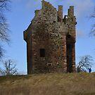 Greenknowe Tower by blod