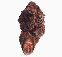 Morgan Freeman Nug Head by Nudell14