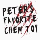 Favorite Chew Toy - Peter - Black by Mouan