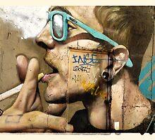 Metroman just like Elton by MikeShort