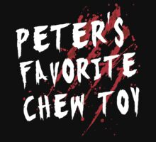 Favorite Chew Toy - Peter - White by Mouan
