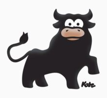 Cute Bull by katelein