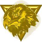 Hawk by joebarondesign