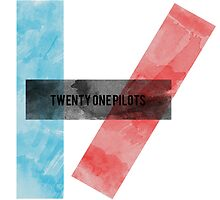twenty one pilots by -anathemaa