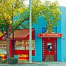 Rice Bowl Chinese Restaurant by Buckwhite
